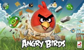 angry bird, game popular