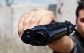 tembak, bunuh,