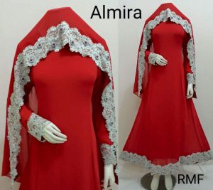 Jubah, Caftan Dress Frosta