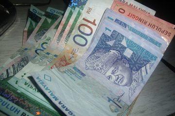duit, wang