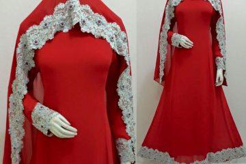 Jubah, Caftan Dress Frosta